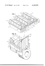 patent us4162595 prefabricated roof structure and
