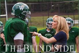 Friday Night Lights Real Story The Blind Side 44 D
