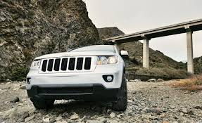 2011 jeep grand cherokee laredo v6 4x4 road test u2013 review u2013 car
