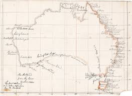 Put On The Map Early Views Of Australia Emerge At Auction