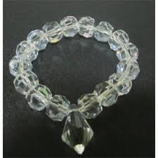 quartz crystal bracelet beads images Buy swarovski crystal bracelet online in india jpg