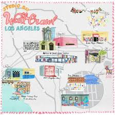 studio city map 386 best cartography images on illustrated maps