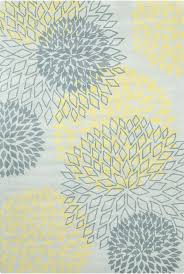 new grey and yellow area rug 50 photos home improvement