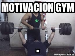 Memes De Gym En Espa Ol - meme personalizado motivacion gym 3052291