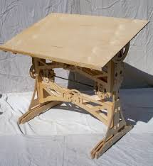 Small Drafting Table Small Drafting Table Plans Home Table Decoration
