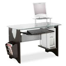 Glass Topped Computer Desk Glass Top Computer Desk 2007 6 Afw