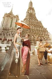 80 best thai traditional costume images on pinterest thai dress