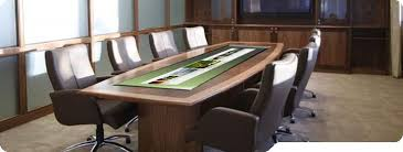 Interactive Meeting Table Fantastic Interactive Meeting Table With Yoursurface Interactive