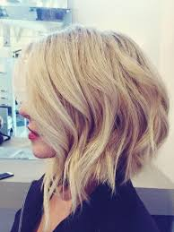 cute shoulder length haircuts longer in front and shorter in back best 25 long graduated bob ideas on pinterest graduated bob