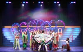 Festival Of Lights Peoria Il Joseph And The Amazing Technicolor Dreamcoat City Of East Peoria