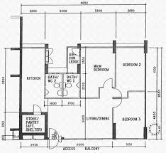 floor plans for jurong west street 61 hdb details srx property
