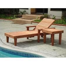 Rustic Chaise Lounge Mahogany Outdoor Lounge Chairs You U0027ll Love Wayfair