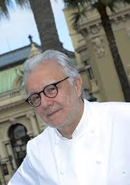 chefs de cuisine celebres chef alain ducasse chef du restaurant louis xv monte carlo sbm