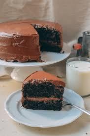 our favorite chocolate cake recipe a psa