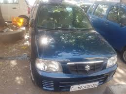 used cars maruti suzuki alto 2010 in bhopal rs 180 000 car fincorp