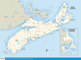 road map canada printable travel maps of atlantic canada moon guides new road map