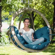 Single Person Hammock Chair Garden Swings The Enchanting Element In Your Backyard Hanging
