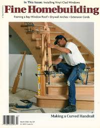 kirkland residence featured in fine homebuilding march 2000