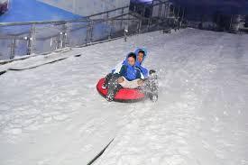 Price Of Rides At Winter Ski India Noida Mall Of India Review Rides Price Youthgiri