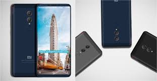 Xiaomi Redmi Note 5 Xiaomi Redmi Note 5 Will Be A Stunner If New Leaked Renders