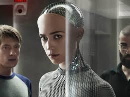 ex machina has a serious fembot problem