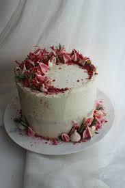 white chocolate cake recipe shard rhubarb white chocolate and thyme cake tassybakes