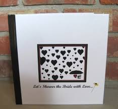 bridal shower guest book photo book tips archives shutterfly