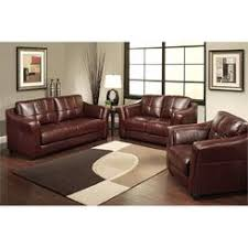 Abbyson Living Leather Sofa Abbyson Living London Top Grain Leather Sofa And Loveseat By