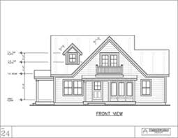 House Architecture Drawing Post U0026 Beam House Plans And Timber Frame Drawing Packages By