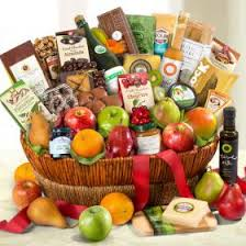 Gourmet Fruit Baskets Sympathy Fruit Gifts A Gift Inside