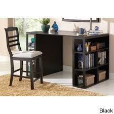 Black Desk And Chair Best 25 Counter Height Desk Ideas On Pinterest Bar Measurements