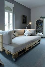 canapé lit palette canape lit palette best 25 canapac lit pas cher ideas on