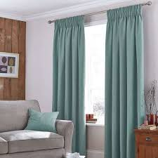 Duck Egg And Gold Curtains All Ready Made Curtains Dunelm