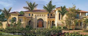 mediterranean house plans with columns home deco plans