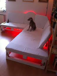 Under Sofa Storage by Shiny Lighting Under White Couch Right For Pallet Furnature With