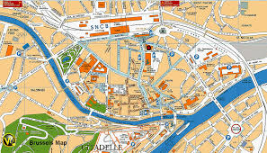 map brussels cartes connexes bruxelles et bruxelles dimages satellites new zone