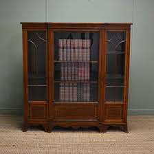 Antique Secretary Desk With Bookcase by Maple U0026 Co Antique Furniture Antiques World
