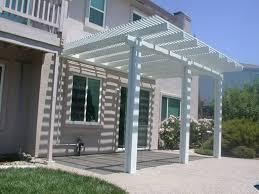 aluminum patio cover kits lattice roof style