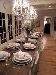 Wonderful Large Dining Room Table Best  Long Dining Tables Ideas - Long dining room table