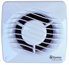 xpelair lv100t low voltage bathroom toilet extractor fan with