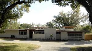 Midcentury Modern House - central florida modern projects residential florida mid