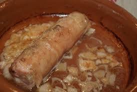 cuisiner des andouillettes andouillette au vin blanc balade gourmande de cécile