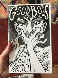 good boy coloring book 44pg quietsecrets