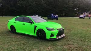 lexus ls400 modified modified lime green lexus gs f nalley lexus of roswell