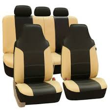 Auto Seat Upholstery Universal Leather Car Seat Covers Shop The Best Deals For Nov