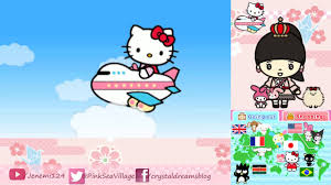 travel adventures images Playing travel adventures with hello kitty jpg