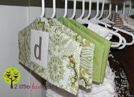 Baby Clothes Dividers Fat Quarter Friday Closet Clothes Divider Tutorial