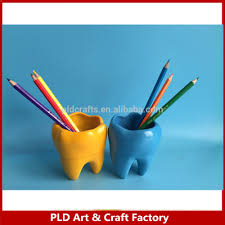 Tooth Shaped Planter by Pen Holder Pen Holder Suppliers And Manufacturers At Alibaba Com