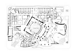 disney concert hall floor plan walt disney concert hall orchestra level plan los angeles u s a