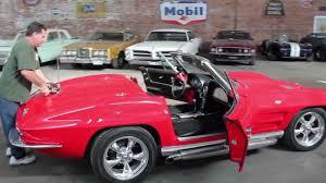 1962 split window corvette 1963 corvette split window convertible top removal vettetube